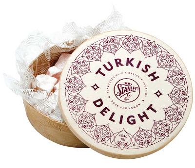 Turkish Delight  from Mr. Stanley's