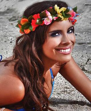 Sonrisa de Jessica Barrantes