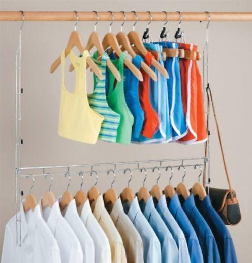 Organizadores de closet decoracion de dormitorios for Organizadores para closet