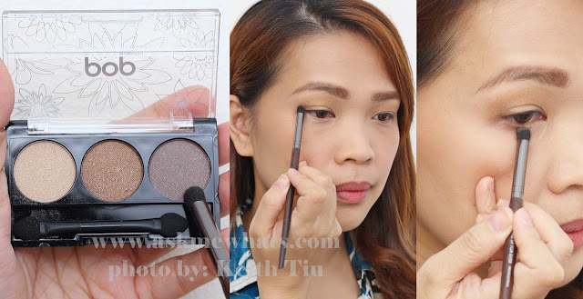 how to use  Pop Beauty Pop Your Natural Beauty Honey Haze palette