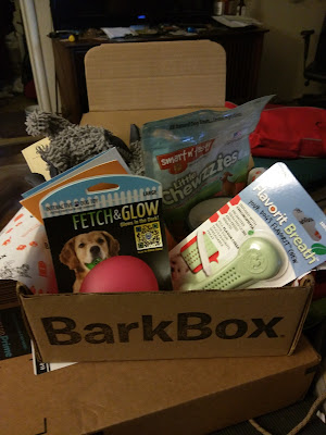 October allergy-friendly BarkBox