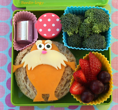 Bento-logy A Lorax Lunch