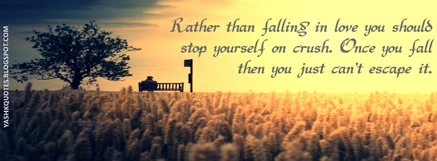 Stop yourself fb cover yash quotes alone solutioingenieria Images