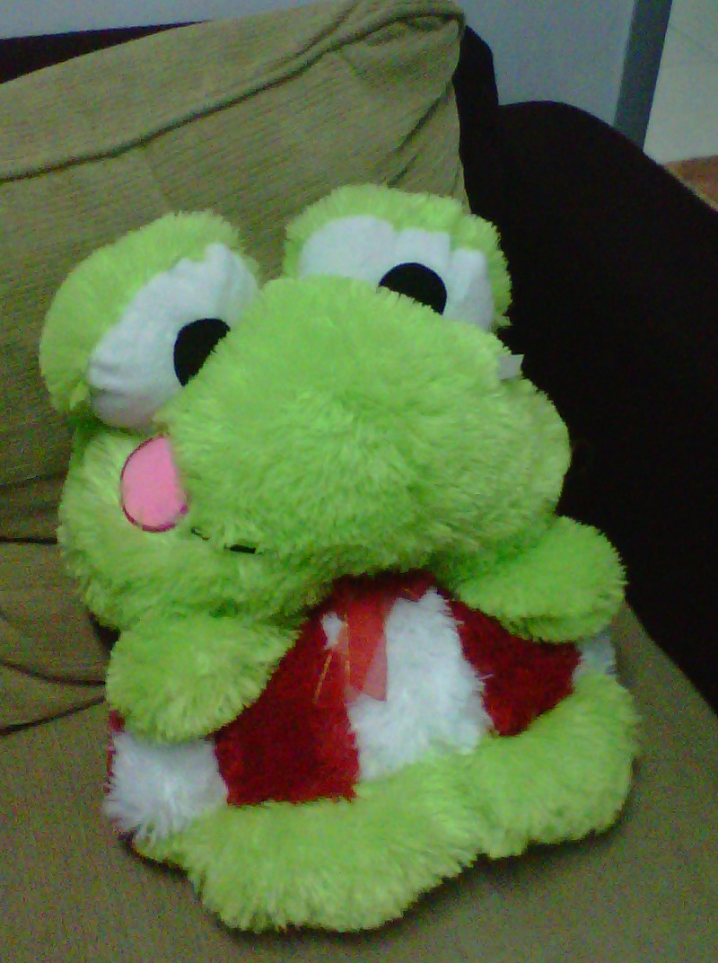 Gambar Boneka Keropi ~ Gambar Boneka Lucu