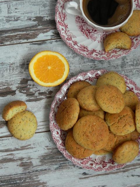 Fursecuri cu portocale si mac