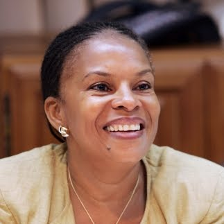Ministra da Justiça Christiane Taubira defendeu a medida (Foto: getty Imagens)