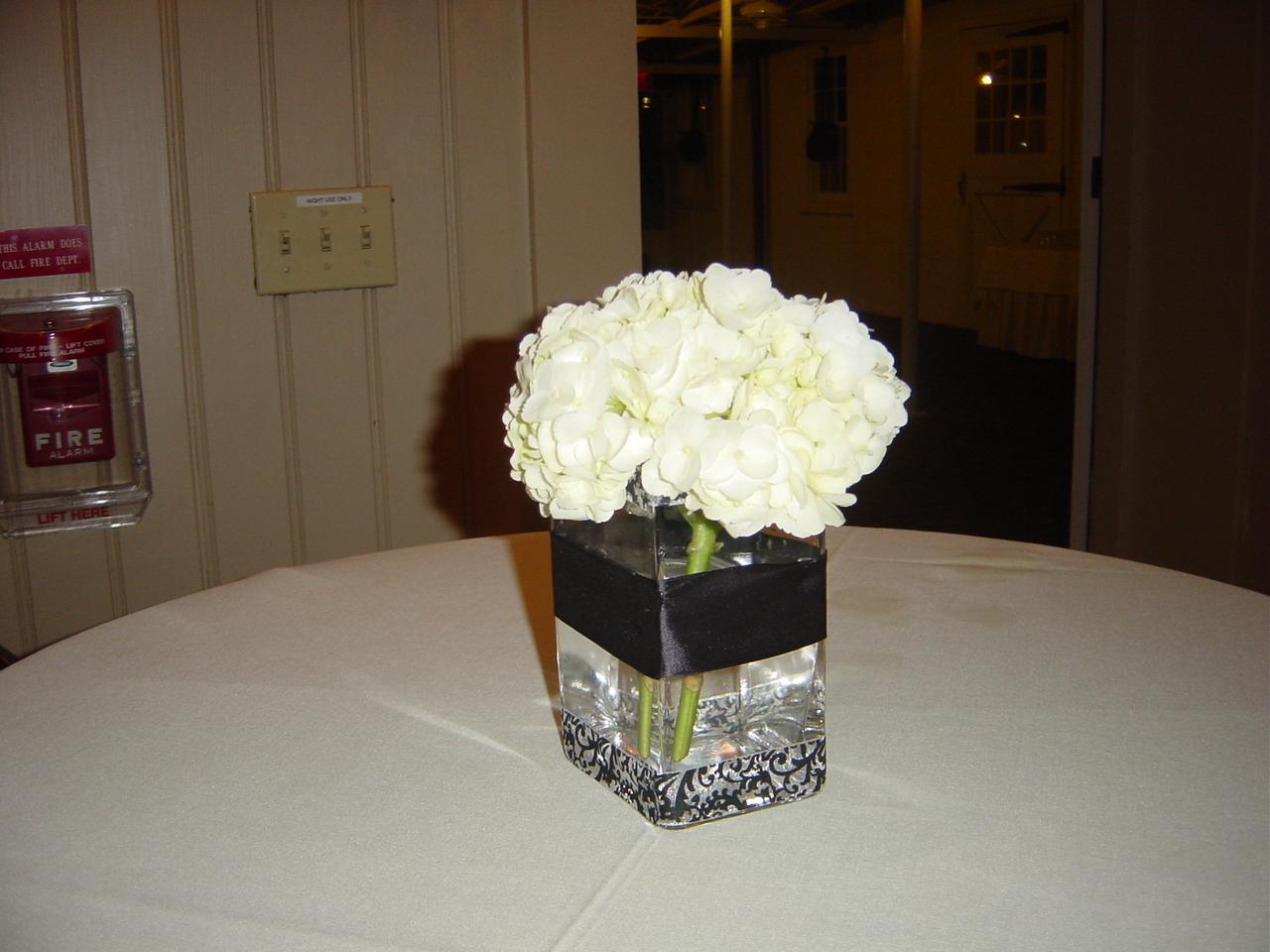 Ribbon vase square vases sale