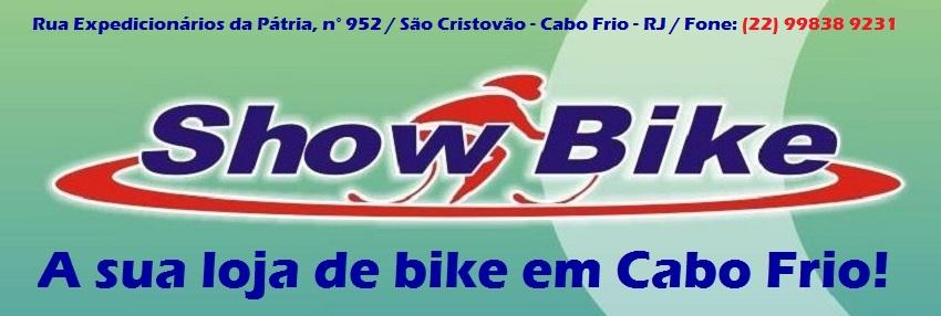 Show Bike Cabo Frio