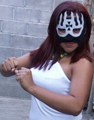 Luchadora Hija De Karonte