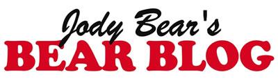 Jody Bear's Bear Blog