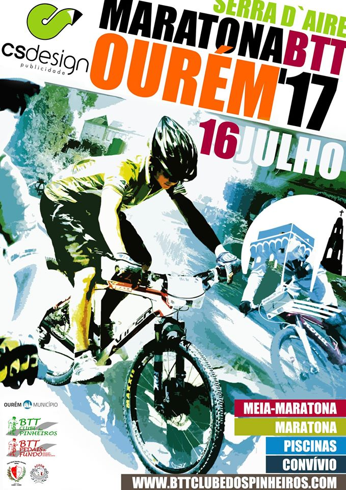 Maratona de Ourem -16-07-2017