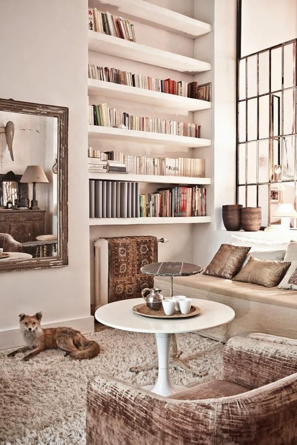 La maison bucolique d 39 une archi d 39 int rieur belge for Architecte interieur bruxelles
