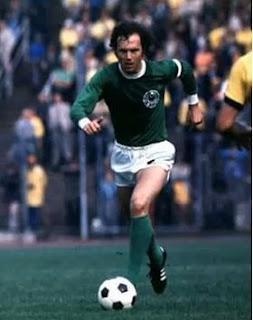 Beckenbauer, líbero