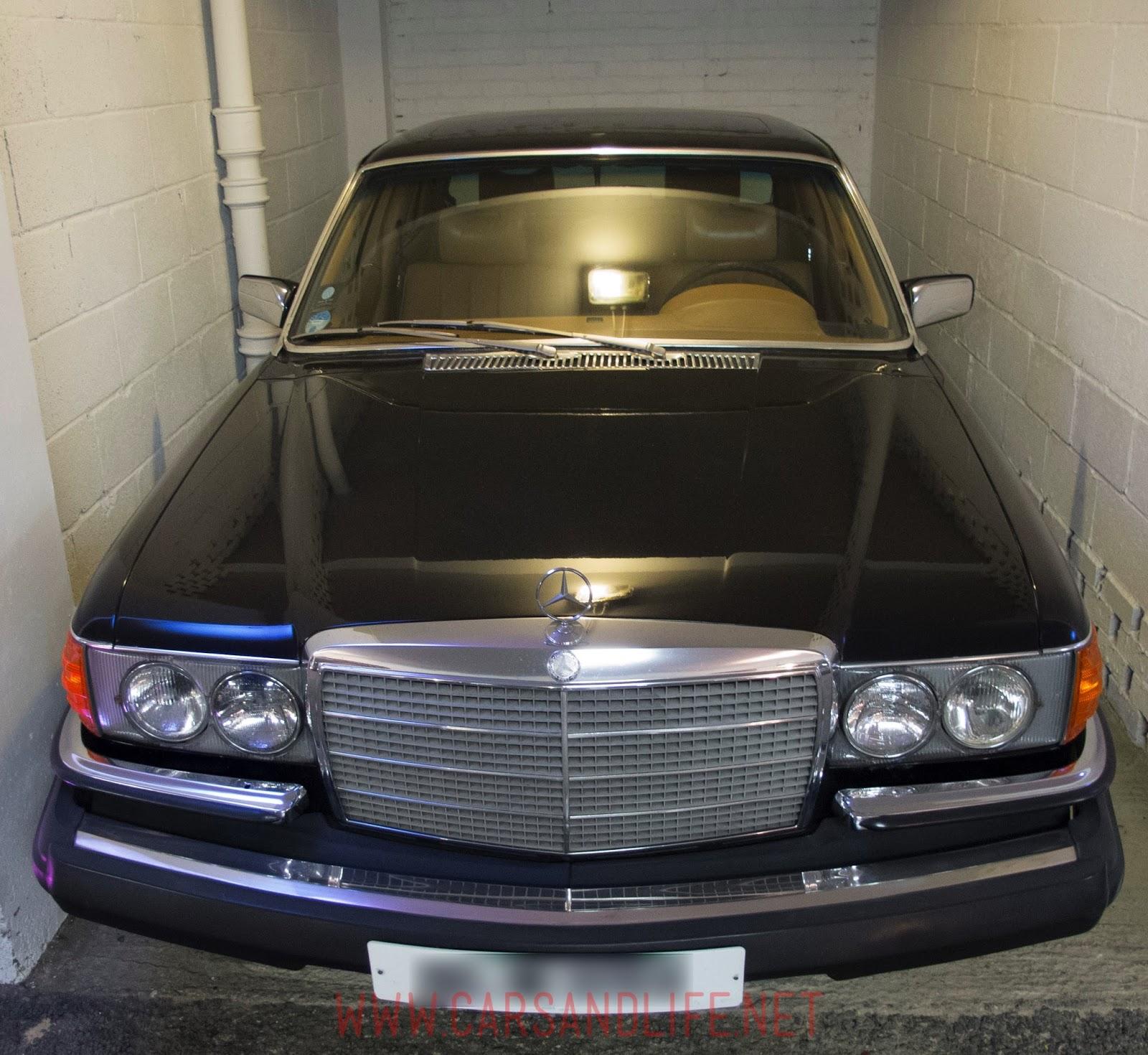 Mercedes 450SEL 6.9 | Classic Car Club London - cars & life | cars ...