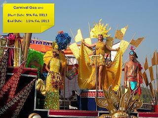 goa carnival 2013