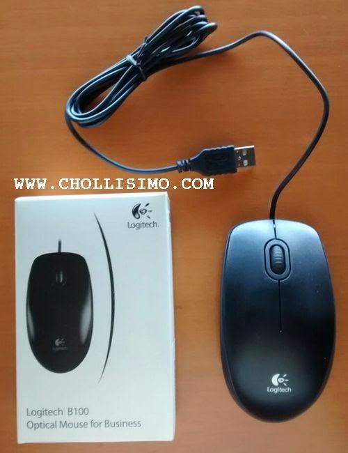 Chollo LOGITECH B100 modelo 910-003357
