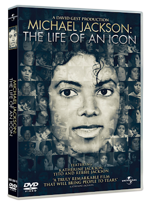 Michael Jackson: A vida de um Ícone BDRip RMVB Dublado DVD