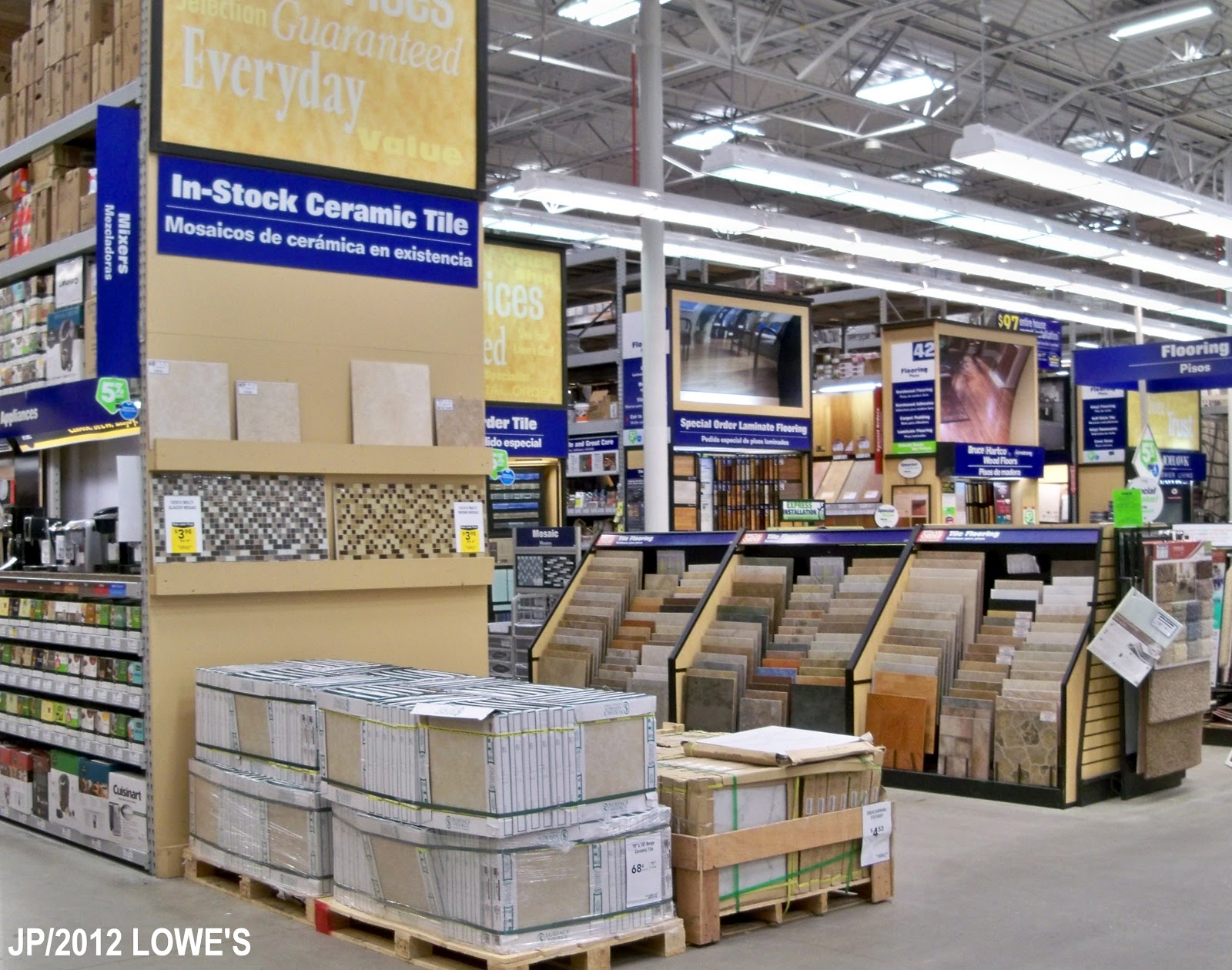 Lowe's Home Improvement Store Honored by Department of Defense for ...