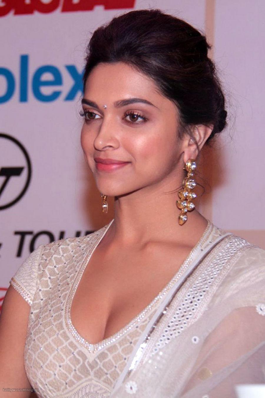 Deepika Padukone As A Tamil Women