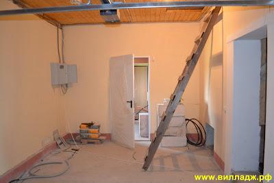 Гараж и подсобное помещение дома, Солнечногорский район