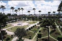 Jardim - Cidade de Amargosa