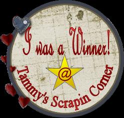 Tammy's Scrappin Corner 23/7