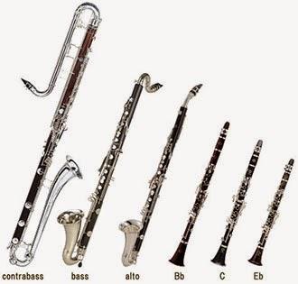 clarinet , malaysian , music
