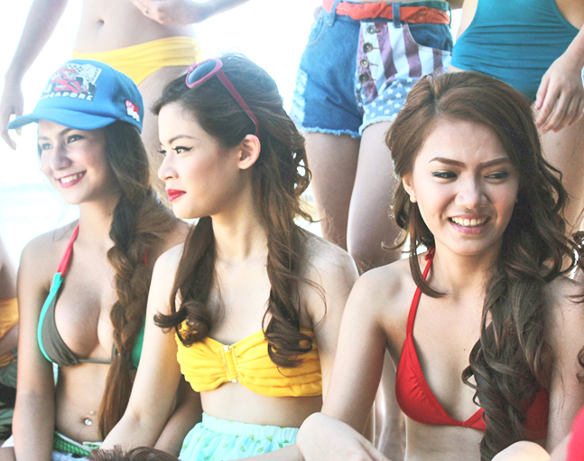 Cebu chicks