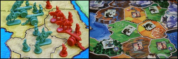 Risk and SmallWorld