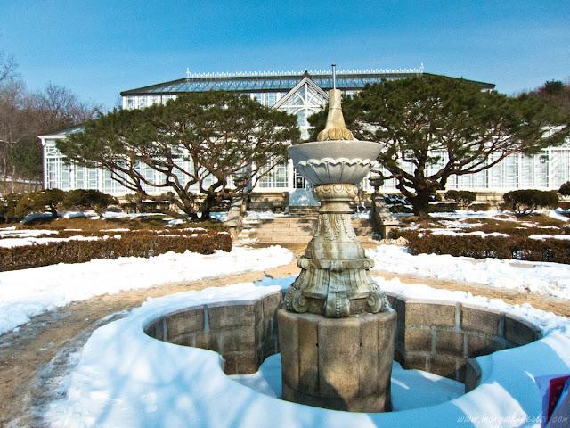 Changgyeong Palace Garden