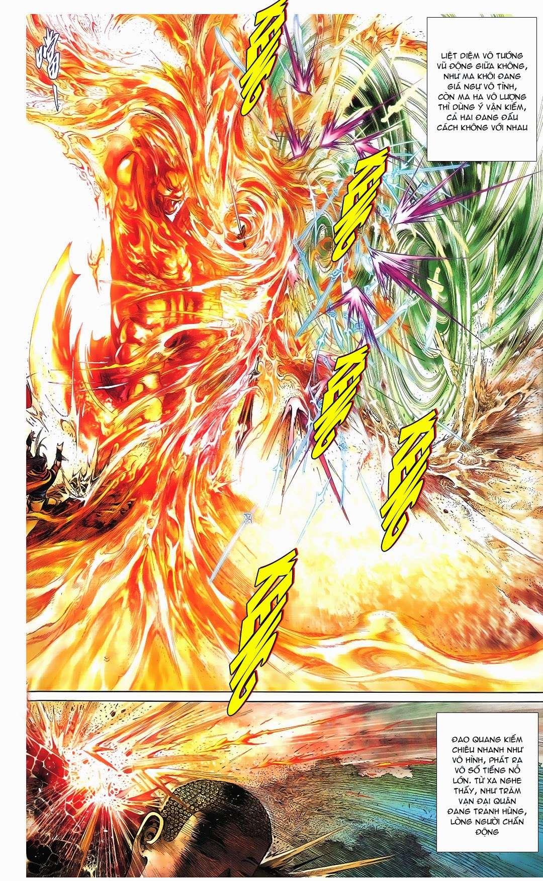 Phong Vân chap 667 Trang 30 - Mangak.info
