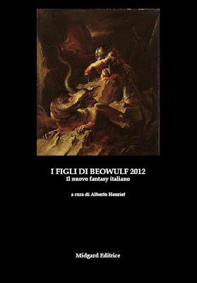 I figli di Beowulf 2012, copertina