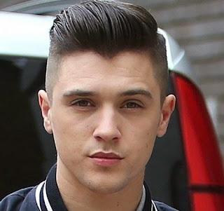 Model Rambut Pendek Untuk Pria Bentuk Wajah Bulat 5