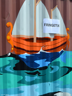 fringetix on the water?