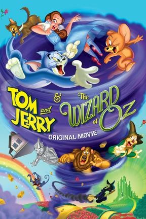 Ver Tom y Jerry y el Mago de Oz (2011)  Audio Latino