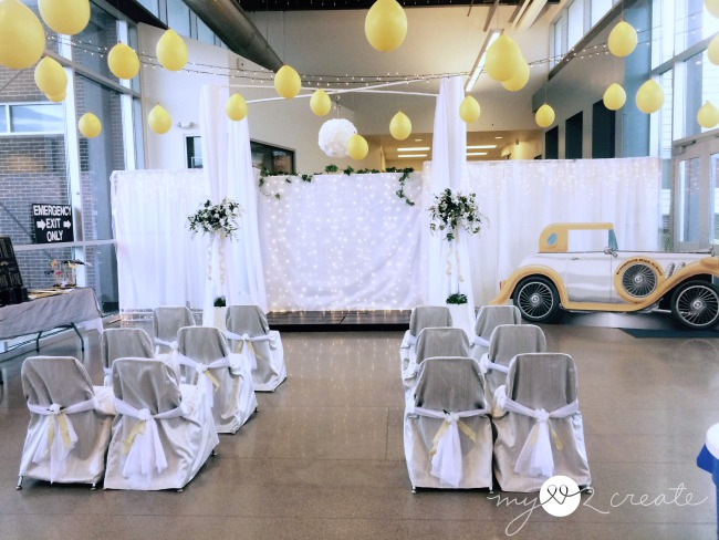 Gatsby wedding chapel