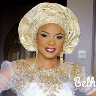 iyabo ojo igbo outfit