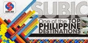 Destination Subic Bay