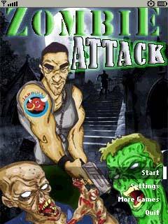 Zombie Attack para Celular