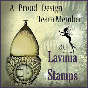 I'm a Design Team Member  of Lavinia Stamps