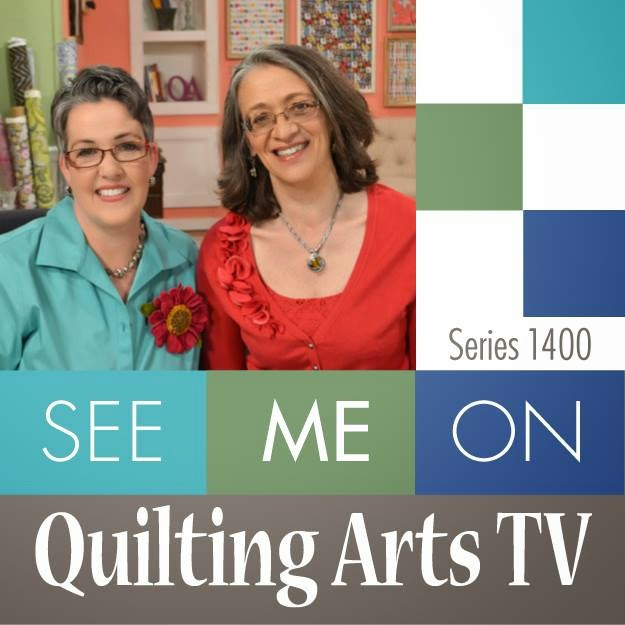 Sue Reno on Quilting Arts TV