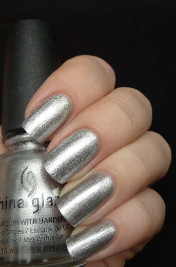 China Glaze Let It Snow Holiday 2011 Collection
