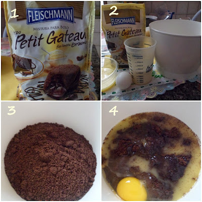 receita de petit gateau pronto e brownie