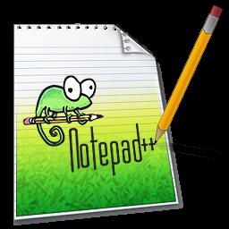 editor notepad++