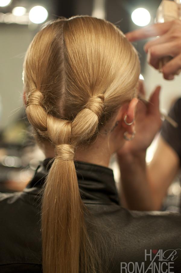 peinados para cabello largo y lacio paso a paso