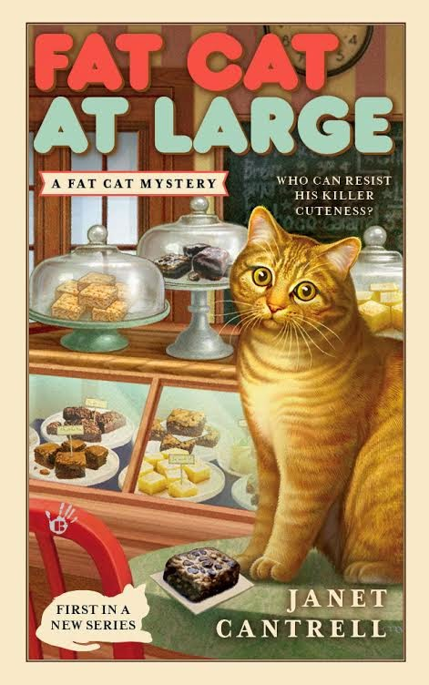 http://www.amazon.com/Fat-Cat-At-Large-Mystery/dp/0425267423/