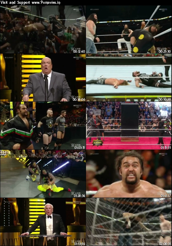 WWE Monday Night Raw 21 Dec 2015 HDTV 480p
