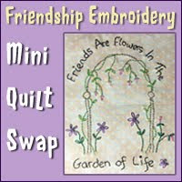 FRIENDSHIP EMBROIDERY