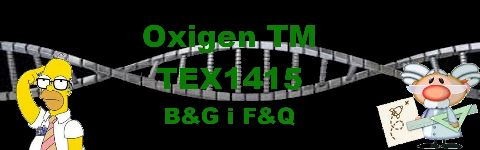 Oxigen TMTEX 1415