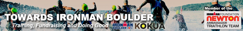Towards Ironman Boulder (140.6)